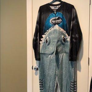 Scuba diver costume onesie XL